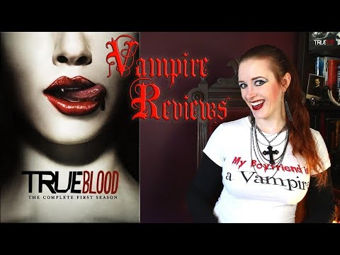 Vampire Reviews: True Blood - Season 1