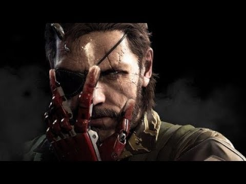 MGSV - The Phantom Pain : Teaser Trailer [ Fan Made ]