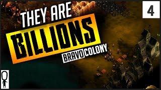 Video DESTROY THE ZOMBIE HOTEL  - THEY ARE BILLIONS Gameplay Part 4 - BRAVO - Let's Play Walkthrough MP3, 3GP, MP4, WEBM, AVI, FLV Oktober 2018