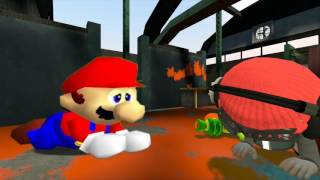Mario says goodbye to Meggy 😢