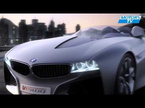 BMW  BMW Vision ConnectedDrive concept car 2011