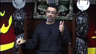 10  Br Khalil Jaffer I The Origin and the Return Series I Muharram 1436