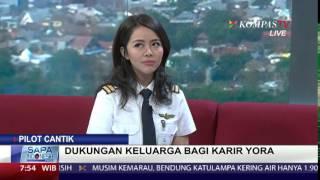 Video Patricia Yora, Pilot Termuda Indonesia - Bagian 2 MP3, 3GP, MP4, WEBM, AVI, FLV November 2018
