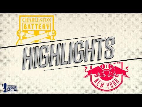 Чарлстон - Нью-Йорк Ред Буллз-2 0:1. Видеообзор матча 21.10.2018. Видео голов и опасных моментов игры