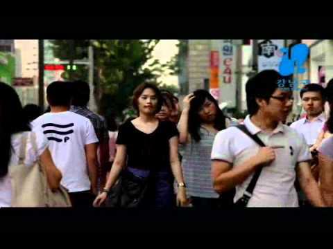 Kim Nam Gil public service [[PR video clip for Gangnam-gu]]