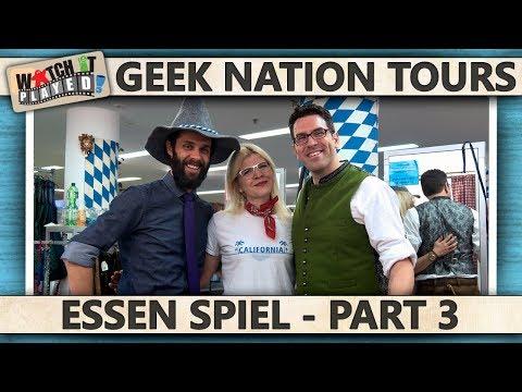Essen Spiel Tour - Part 3 - Oktoberfest!