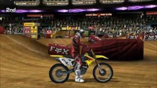 Ricky Carmichael Motocross Matchup videosu