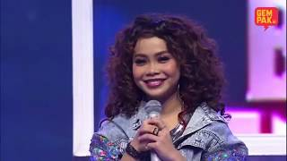 Video Wani Kayrie - 'Crazy In Love' BIG STAGE (Semi-Finals) MP3, 3GP, MP4, WEBM, AVI, FLV November 2018