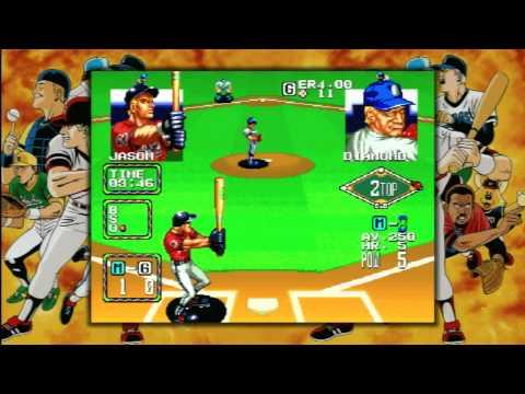 baseball stars 2 neo geo online