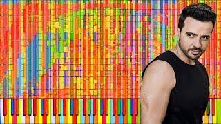 Video [Black MIDI] Despacito 2 million note piano remix | Luis Fonsi & Justin Bieber ~ HDSQ.mid MP3, 3GP, MP4, WEBM, AVI, FLV Mei 2018
