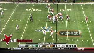 Arik Armstead vs Texas (2013)