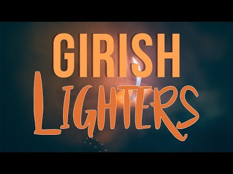 (GIRISH - LIGHTERS (demo version) ...2 min, 41 sec.)