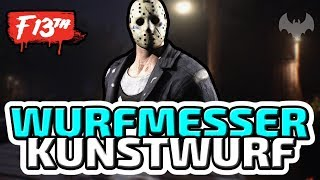 Lets Play Friday the 13th: The Game Deutsch German ▻ Merchandise (Elbster): http://bit.ly/1dC6v6N (Affiliate Link)...