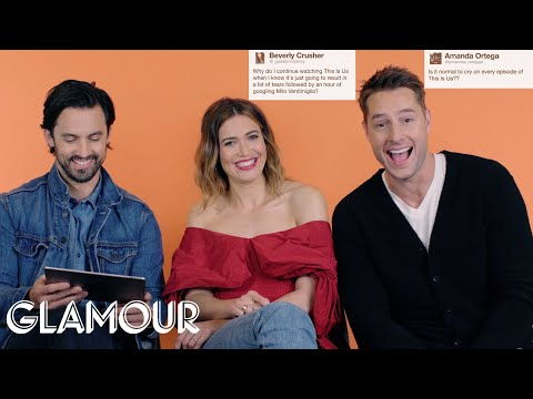"The Cast of ""This Is Us"" Gives Advice to Strangers on the Internet 