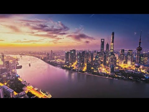 Episode 6 of Bird's-eye China: Shanghai, a gateway to the world