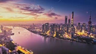 ShangHai 上海 - an aerial and historical guide