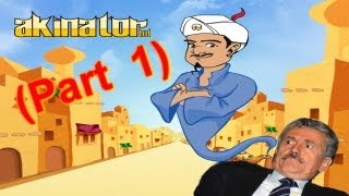 KSIOlajidebt Plays | Akinator (Part 1)