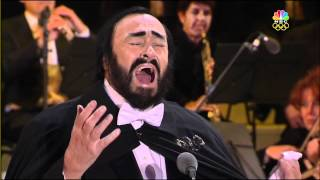 Download Lagu Luciano Pavarotti - Opening Ceremony Olympics in Italy 2006 Mp3
