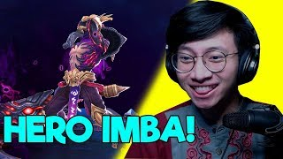 Video HANZO HERO BARU IMBA BENER GILA ! - MOBILE LEGENDS INDONESIA MP3, 3GP, MP4, WEBM, AVI, FLV Desember 2018