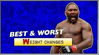 Video Best and Worst Weight Changes in MMA MP3, 3GP, MP4, WEBM, AVI, FLV Desember 2018