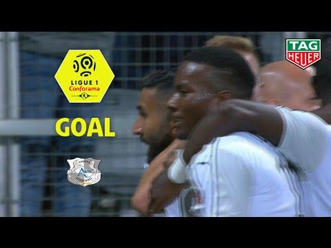 Goal Saman GHODDOS (58') / Amiens SC - Stade de Reims (4-1) (ASC-REIMS) / 2018-19