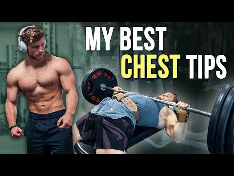 My Best CHEST Training Tips (Push Workout Walkthrough)