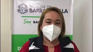 Barranquilla continúa la vacunación COVID-19, llegaron otras 4.680 dosis