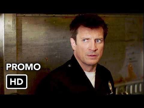 """The Rookie 3x05 Promo """"Lockdown"""" (HD) Nathan Fillion series"""