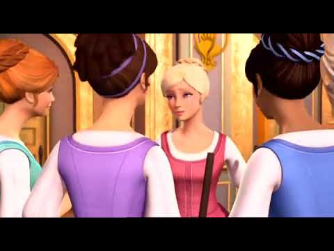 Barbie And The Three Musketeers In Hindi Part 7