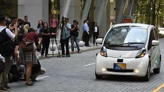 Grab, nuTonomy Roll Out Driverless Taxis in Singapore
