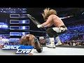 Apollo Crews vs. Dolph Ziggler: SmackDown LIVE, Feb. 7, 2017