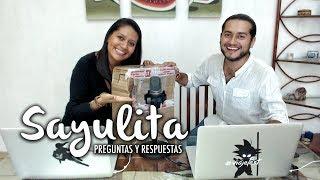 En esta transmisión en vivo contestamos las preguntas de Sayulita, mandamos saludos y también abrimos un par de regalitos que nos mandaron ustedes. ¡Muchas gracias!