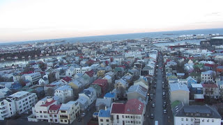 Street Scenes Of Reykjavik, Iceland