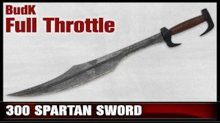 300 Spartan Warrior Replica Sword - $29.99