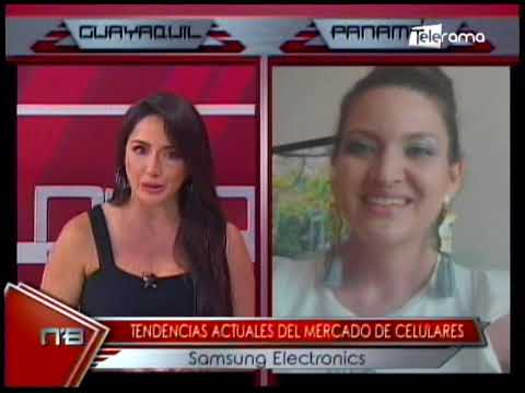 Tendencias actuales del mercado de celulares Samsung Electronics