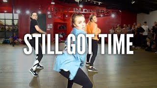 Video ZAYN - Still Got Time | Kyle Hanagami Choreography MP3, 3GP, MP4, WEBM, AVI, FLV Juli 2018