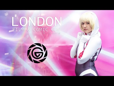 LFCC London Film And Comic Con Cosplay Music Video