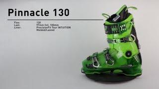 K2 Pinnacle 130 Ski Boots 2014