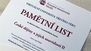 Náhled - Zahájení nového semestrálního kurzu VU3V