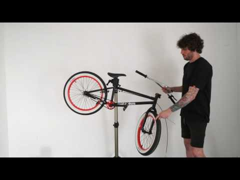 HOW TO ADJUST YOUR BMX BARS!