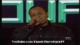 N.W.A, Dr. Dre, Snoop Dogg & Eminem - Medley - Live (2000)