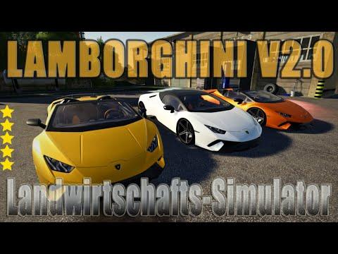 Lamborghini v2.0