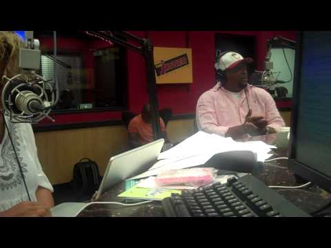 Comedian Arnez J goes HAM on the Tom Joyner Morning Show