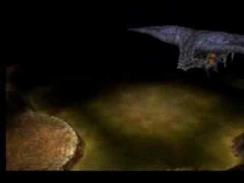 Chrono Cross Final Battle - Dragon God Part 1