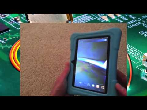 Dragon Touch 7 Quad Core Android Kids Tablet Review