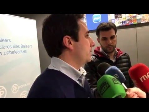 Andreu Ferrer: �S�nchez prefiere buscar apoyos en partidos que quieren romper Espa�a�