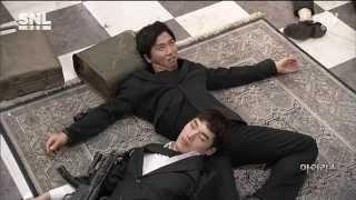 Download Lagu SNL코리아5 - 아이리스 by 유세윤,김민교,김태희 (2014.10.18) Mp3