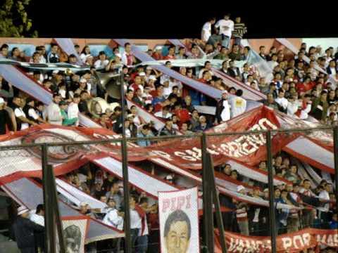 Arsenal - Huracan en Sarandi - La Banda de la Quema - Huracán