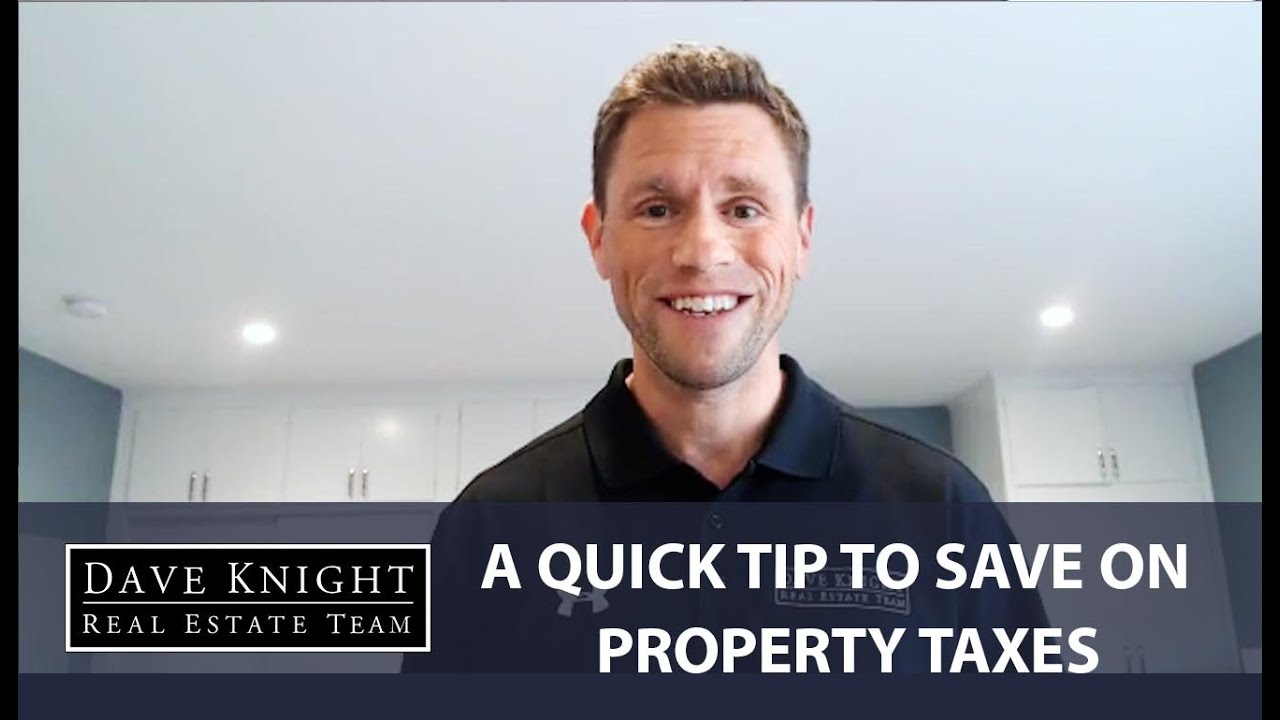 "Did You Know About This Property Tax ""Hack""?"