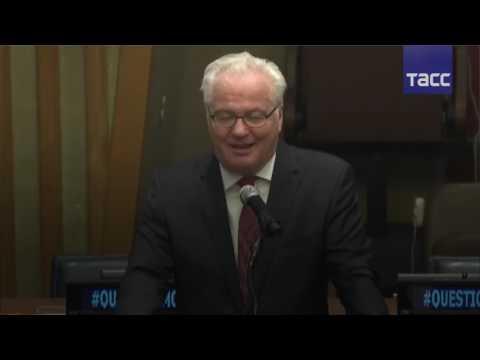 RT официально стал одним из телеканалов штаб-квартиры ООН (видео)